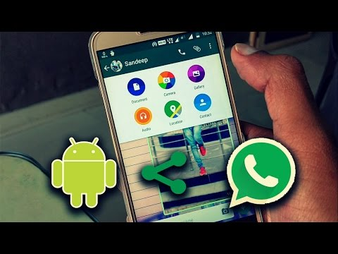 How To Share/Send Android Apps & Games (APK) On Whatsapp