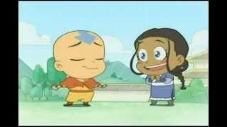 Avatar The Legend of Aang Short - School Time Shipping.avi