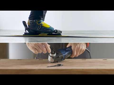 Multi-cutter Bosch GOP