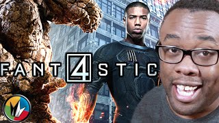 FANTASTIC FOUR Characters (2015) - Catching Up with Andre - Regal Cinemas [HD]