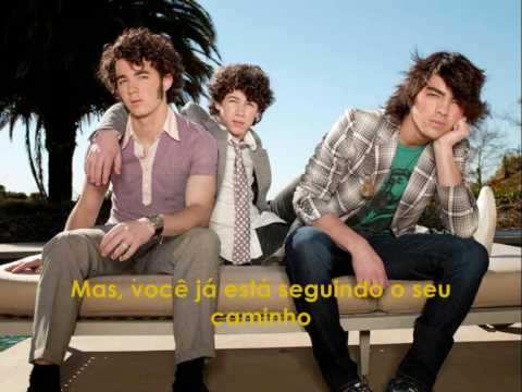 Jonas brothers Sorry  legendado