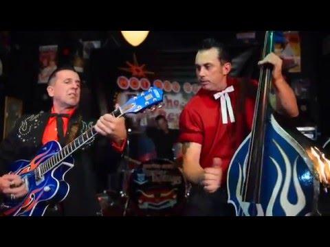 Flames - Hot Rod Walt and The Psycho DeVilles
