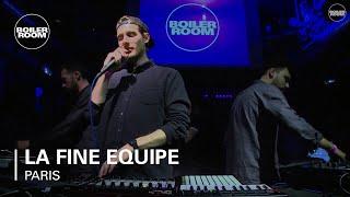 La Fine Equipe Boiler Room Paris live set