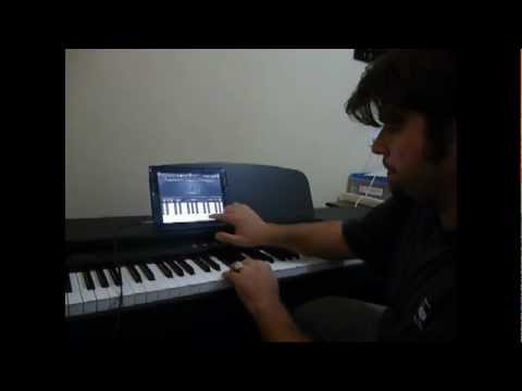 Breve muestra PIANO RINGWAY MP8800