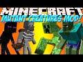 """Мобы Мутанты в Minecraft!Обзор мода Minecraft """"Mutant Creatures"""""""
