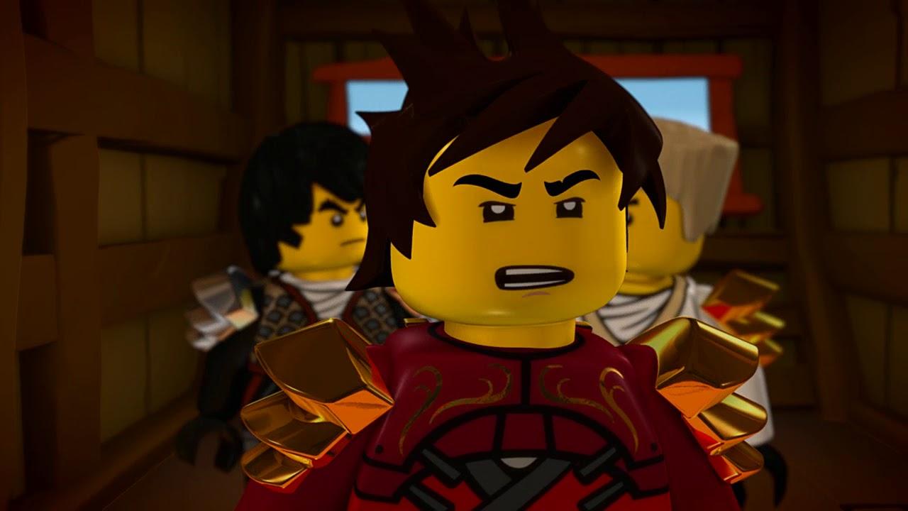 Download LEGO Ninjago - Season 1 Episode 10 - The Green Ninja - Full Episodes in English