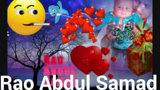 Rao Abdul Samad. Meri jind da LadLa