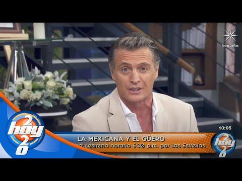 Juan Soler confirma el nuevo horario de #LaMexicanaYElGüero | Hoy