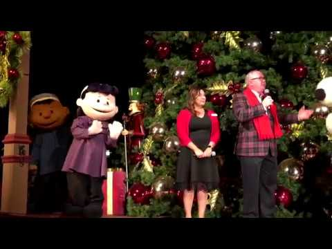 Knott's Merry Farm 2018 Kick Off with the Boys and Girls Clubs in Orange County