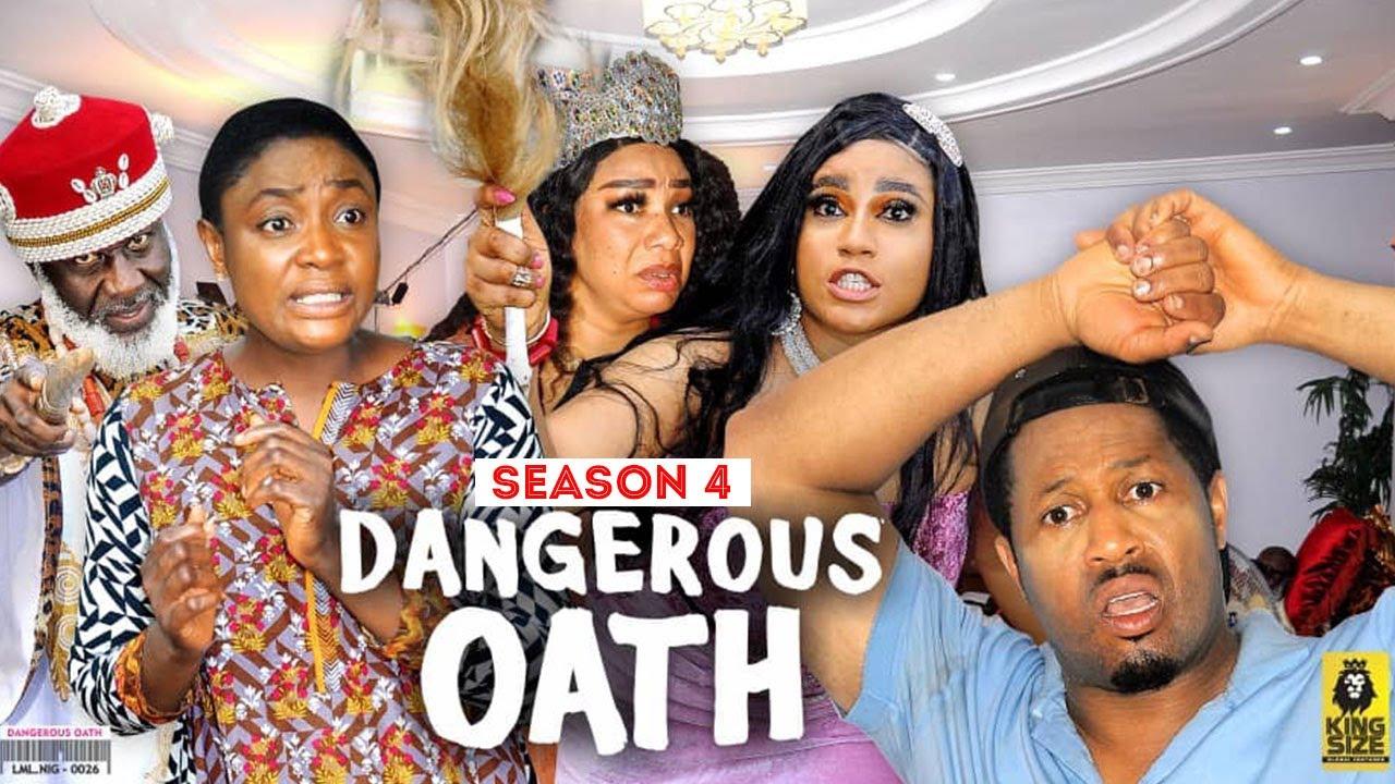 Download DANGEROUS OATH (SEASON 4) {NEW TRENDING MOVIE} - 2021 LATEST NIGERIAN NOLLYWOOD MOVIES