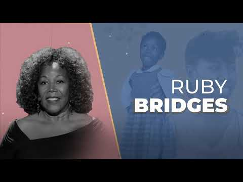Ruby Bridges | Civil Rights Leader | #SeeHer Story | Katie Couric Media