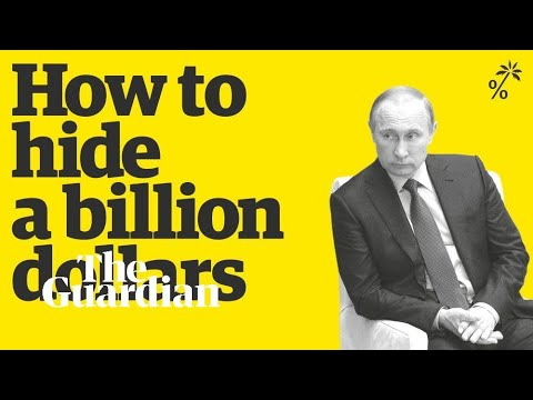 How to hide a billion dollars   The Panama Papers