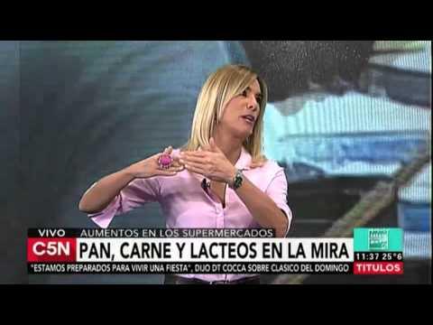 (video) PAN, CARNE Y LÁCTEOS EN LA MIRA: ¿PORQUÉ AUMENTAN LOS PRECIOS?