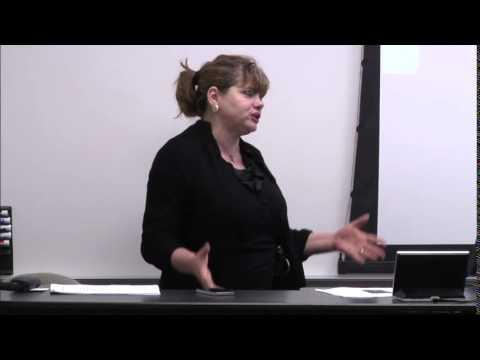 Bush School Talks: Gabriela Marian Thornton