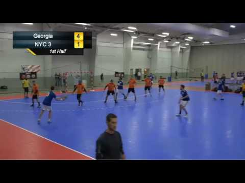 Georgia - New York Team Handball 3