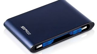 Silicon Power 1TB Portable Hard Drive Review