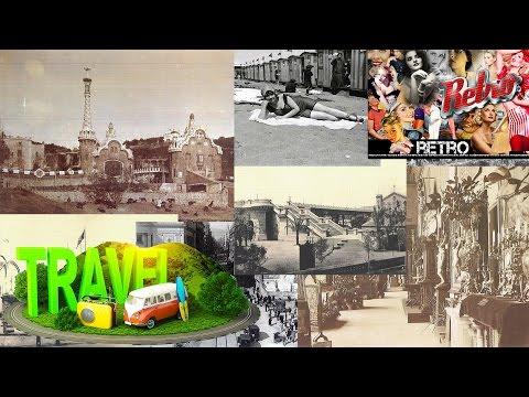 Desde la antigua a la moderna #Barcelona España ☕ HD 1080p