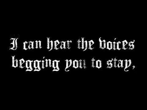 Avenged Sevenfold - Save Me Lyrics HD