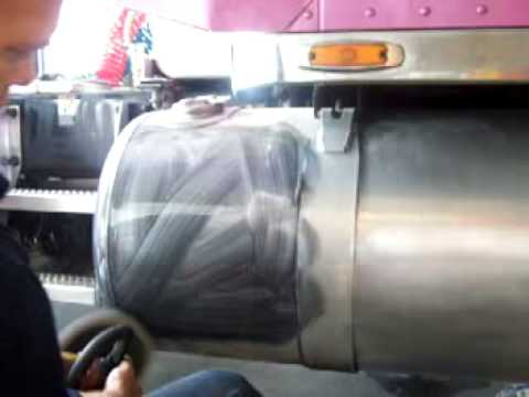 Aluminum Fuel Tank Restoration Mov Youtube