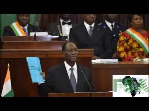 CIV: la modification de la Constitution initiée par A. Ouattara va-t-elle dans l'intérêt du peuple?