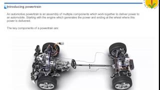 Automotive Powertrain