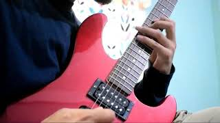 Angel Vivaldi - An Erisian Autumn Guitar Playthrough 1 - Gokul Kashyap