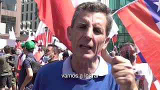 Magistral mensaje animando a quienes amamos a Chile a votar RECHAZO