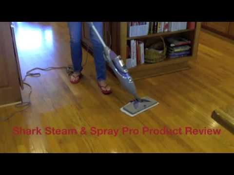 Shark Steam Spray Pro Review