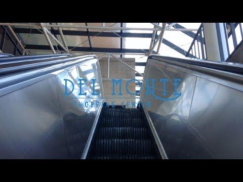 Vintage montgomery escalators del monte shopping mall for Garage ad colleville montgomery
