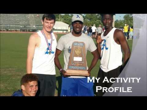 My Activity Profile