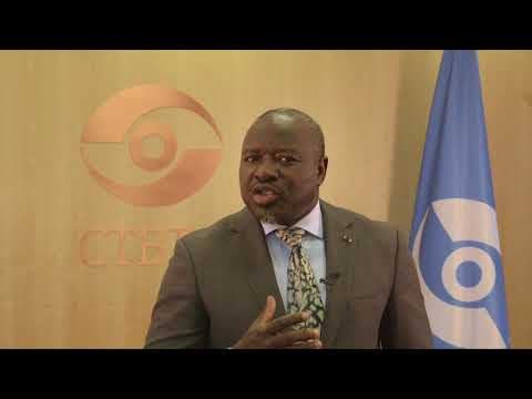 2017 Youth Disarmament Conference   CTBTO Zerbo ES Statement Final