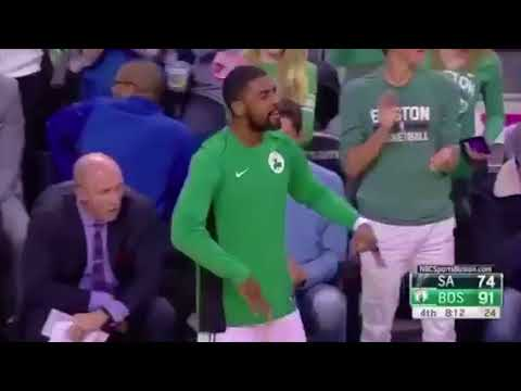 Terry Rozier Lighting it up for the Celtics