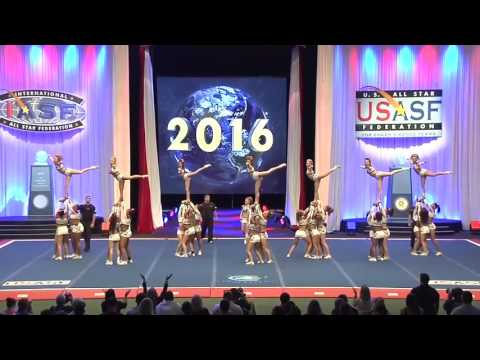 South Jersey Storm Lady Reign Worlds 2016 (Finals)
