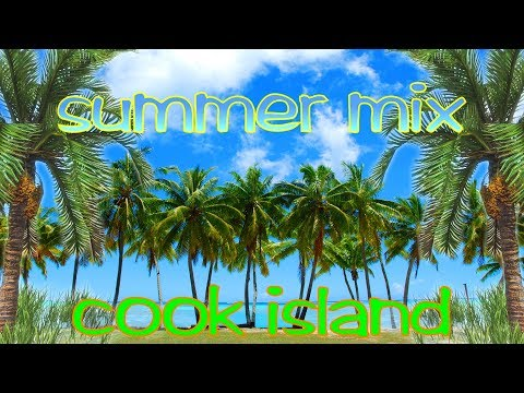 TROPICAL SUMMER MIX - COOK ISLAND MIX TAPE DJ EZ, DJ GIDDY