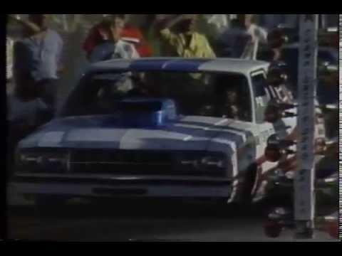 Drag Racing 1978 NHRA U S  Nationals Indy Pro Stock Final