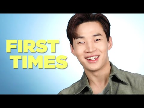 Henry Lau Tells Us About His Firsts