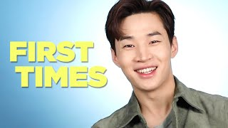 Henry Lau Tells Us About His Firsts Video