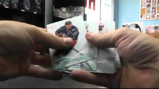 Vinnie A's 2011/12 Upper Deck Sp Authentic Hockey Hobby Box Break