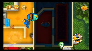Robbery Bob Bonus Level 7
