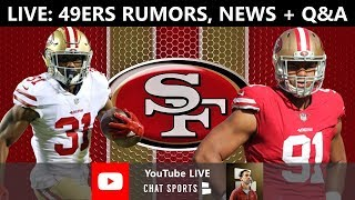 49ers Report LIVE with Thomas Mott (05/21/2020)