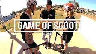 Game Of Scoot | Luke Richardson, Jaedyn Absalom & Coopar Smith