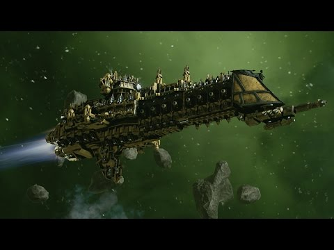Battlefleet Gothic: Armada - ASSASSINATION! This Game is INSANE!!! |