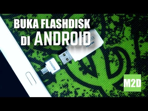 Cara Menghubungkan USB flashdisk ke Android [USB OTG]