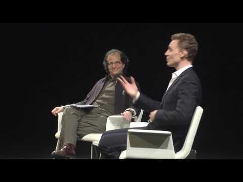 Streaming Tom Hiddleston - Times Talks Madrid