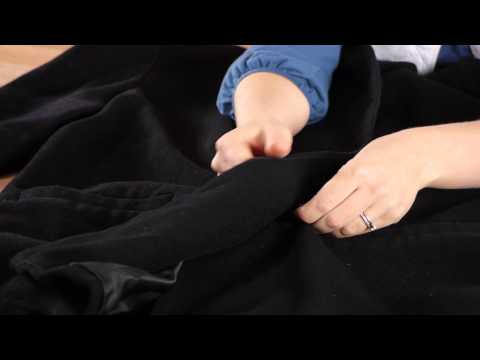 How To Button A Pea Coat : Buttons & Sewing Tips