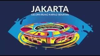 Inilah Asian Games 2018 di Indonesia
