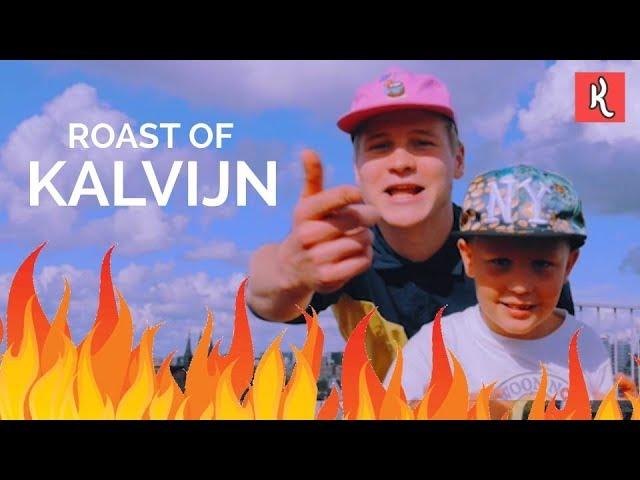 ROAST OF KALVIJN - DISSTRACK | Kalvijn