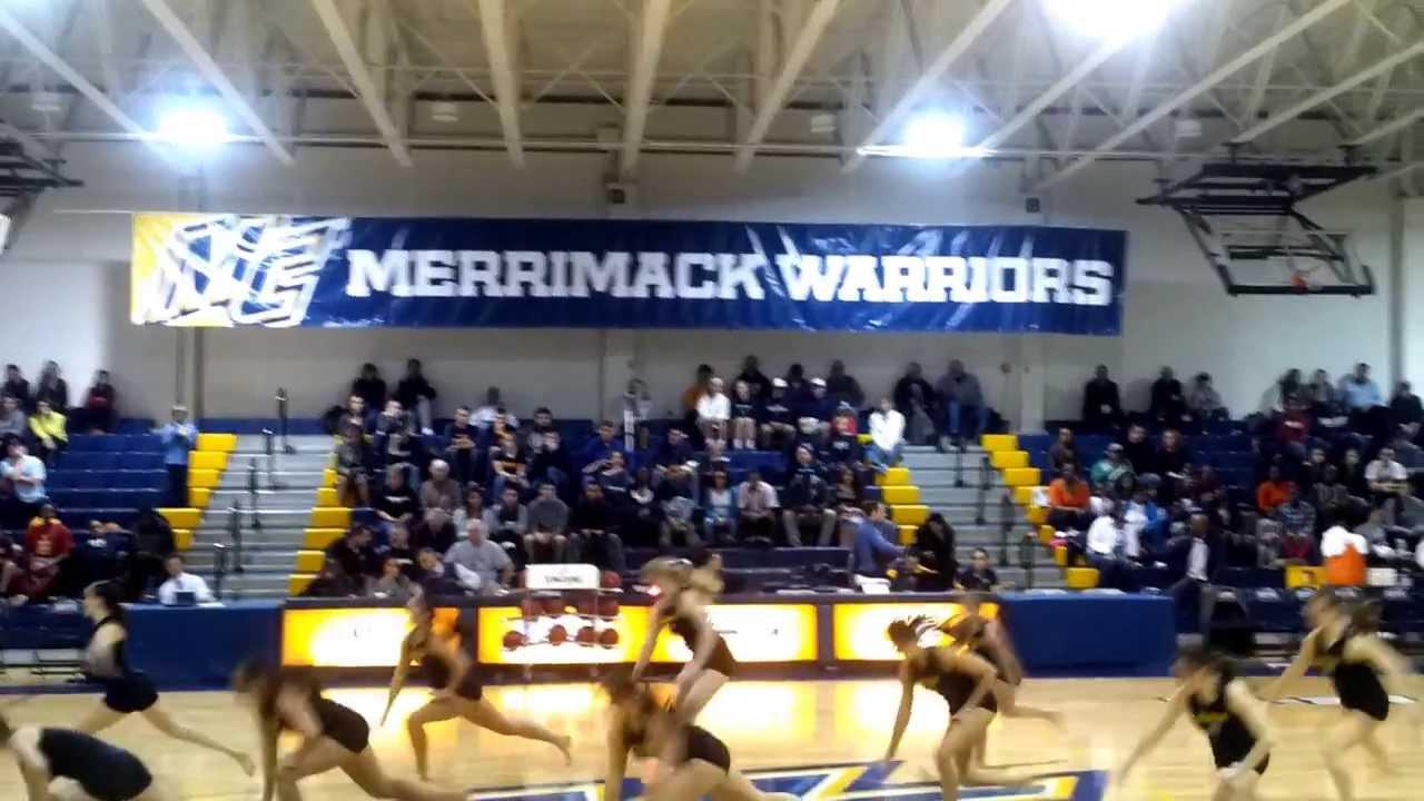 Merrimack college dance team 12 time basketball game 11 23 13 merrimack college dance team 12 time basketball game 11 23 13 sciox Images