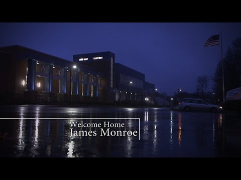 James Monroe Elementary School returns to 7 Sharp Rd.