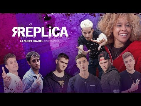 "GRAN FINAL ""RÉPLICA: La Nueva Era Del Freestyle"" | COMPLETO"